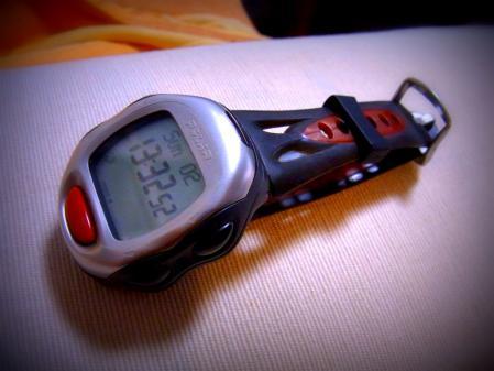 Polar S710I 電池交換完了