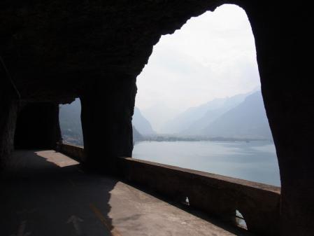 【改訂版】2012 スイスBD-1の旅(2日目-2:Brunnen→Altdorf)