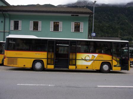 【改訂版】2012 スイスBD-1の旅(3日目-2:Gotthard→Airolo)