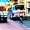 世田谷区の国道246号、自転車とバスレーン共用化へ