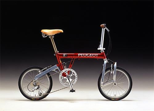 折り畳み自転車 Pacific-18