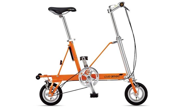 LOUIS GARNEAU(ルイガノ)の折り畳み自転車 LGS-CM