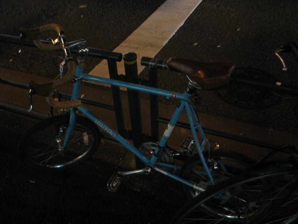 スイスの小径車 BRUNO