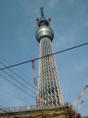 BD-1で東京スカイツリー周辺ポタリング