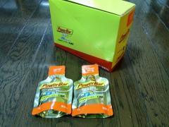 サイクリングの補給食 パワージェル購入!!
