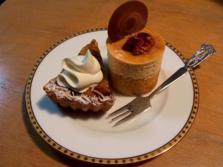 再び「ル・ジャルダン・ブルー」のケーキを求めて 【多摩・永山】