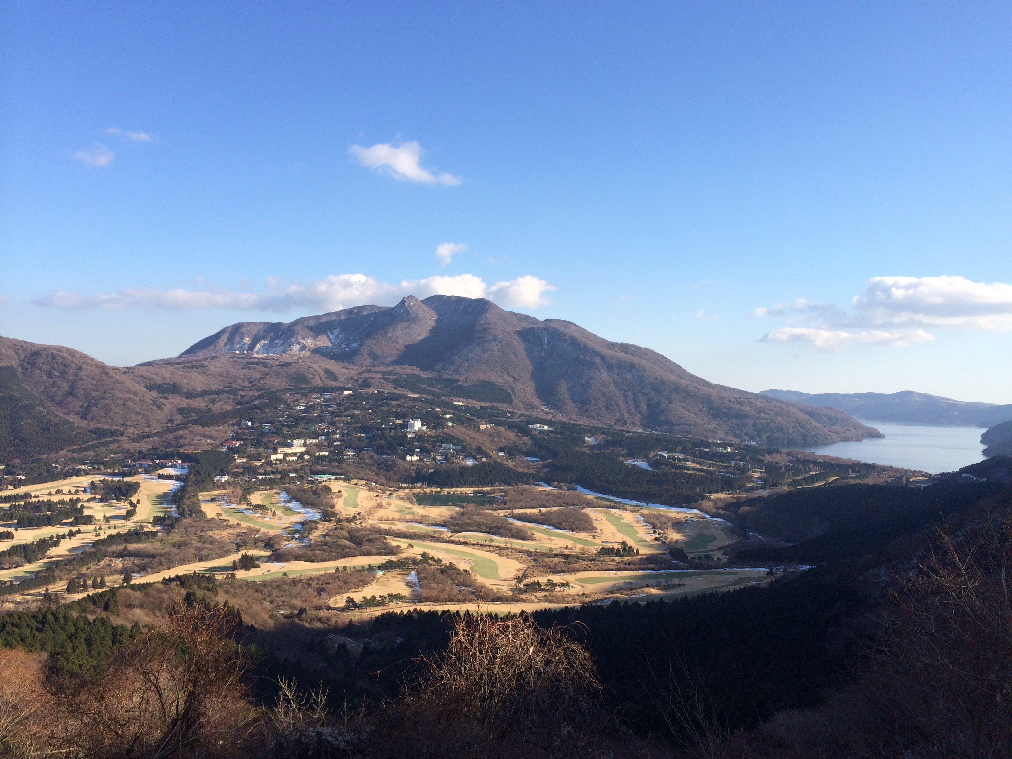 BD-1で箱根・長尾峠