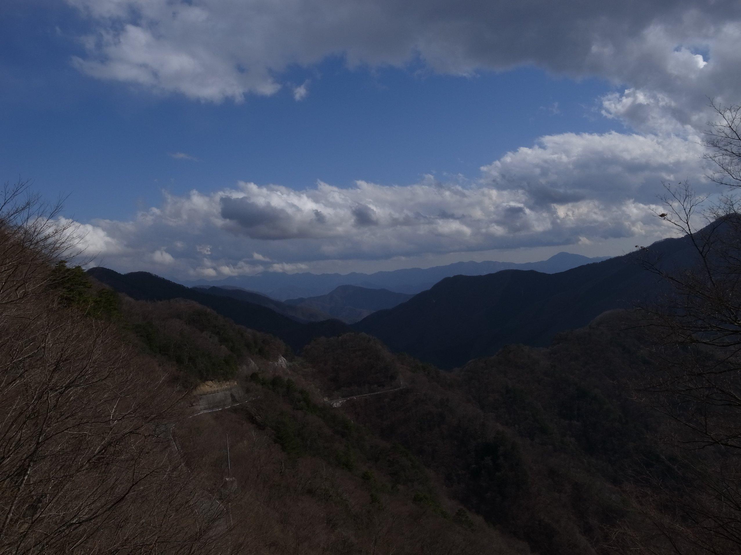 BD-1サイクリング 猿橋→松姫峠→小菅の湯→奥多摩