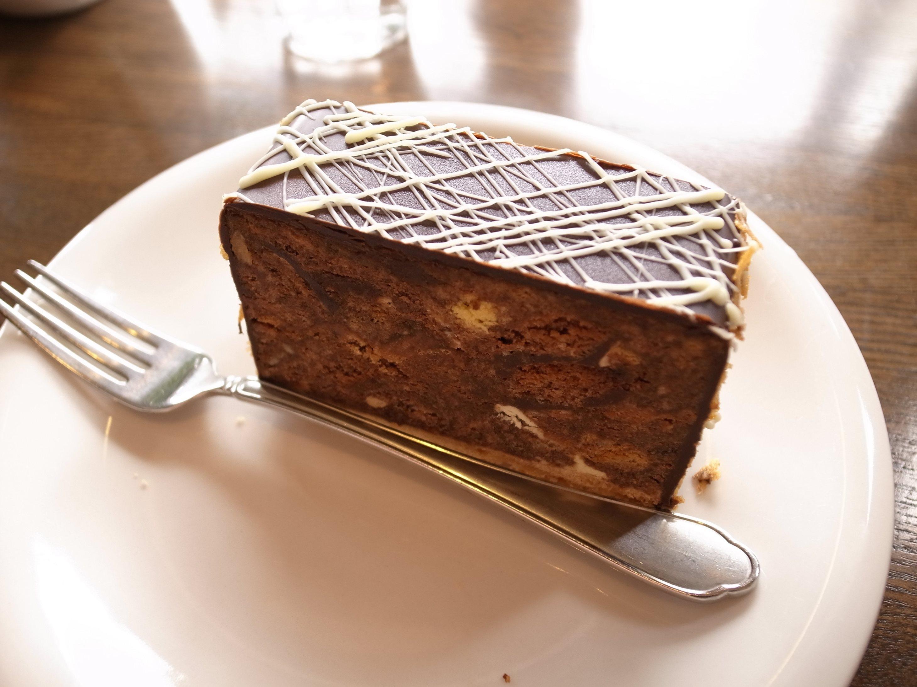 多摩のル・ジャルダン・ブルーでケーキを愉しむの巻