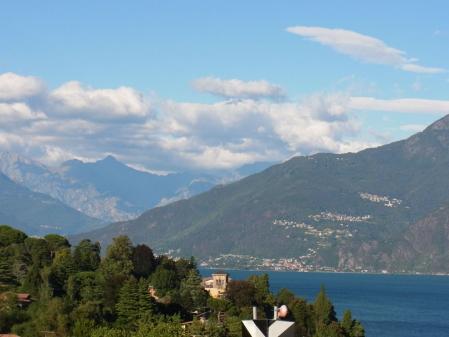 【改訂版】2012 スイスBD-1(birdy)サイクリングの旅(4日目-4:Gandria→Como湖)