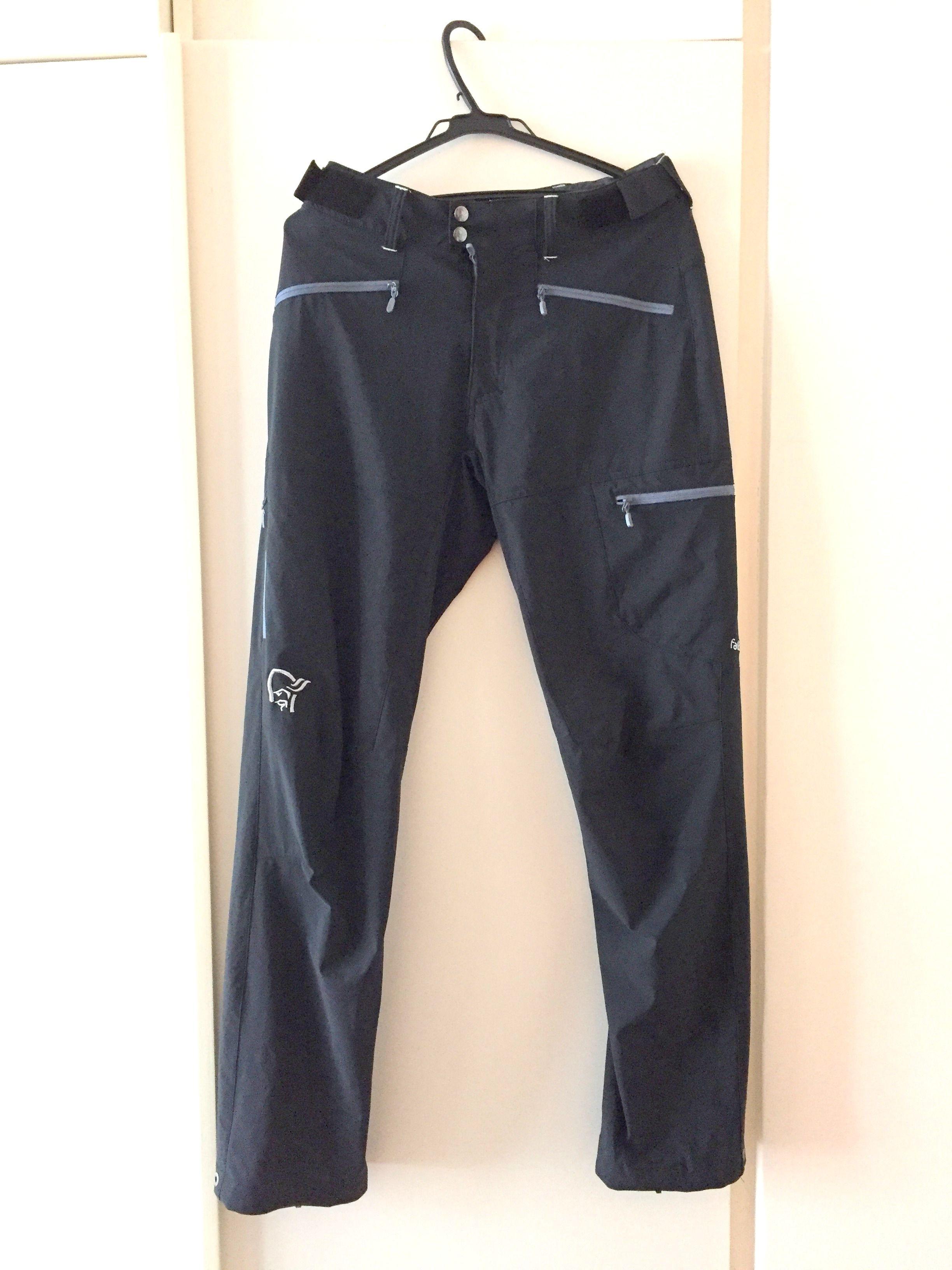 輪行旅行時に良いかも、ノローナ「falketind flex1 pants」