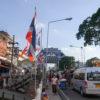 2016 ミャンマー⇔タイ・メーサロン自転車の旅(1日目-2)