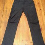 Jack Wolfskinのトラベルパンツ「WINTER TRAVEL PANTS」を買ってみた